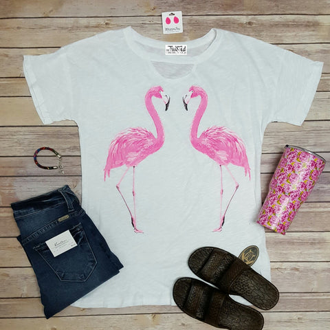 Let's Flamingo
