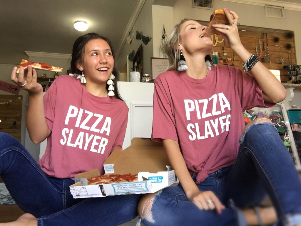 Pizza Slayer Tee