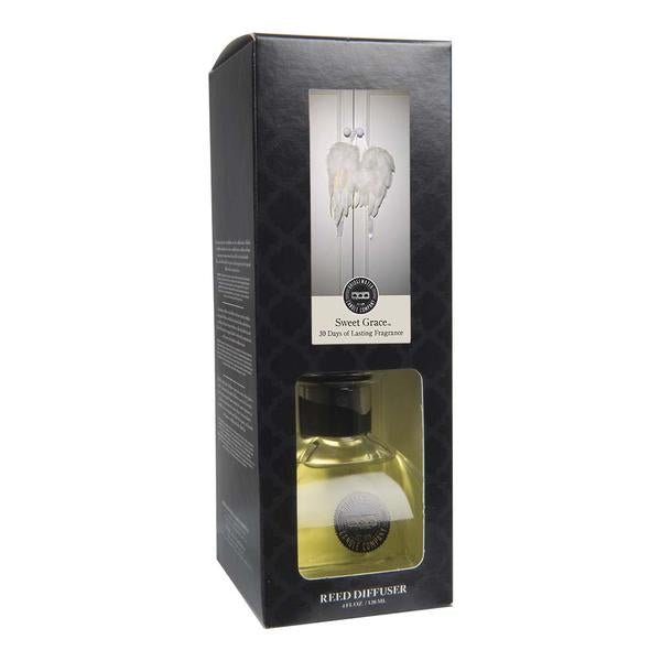 Sweet Grace - Petite Reed Diffuser (PICK UP ONLY)-Bridgewater-Bridgewater--The Twisted Chandelier