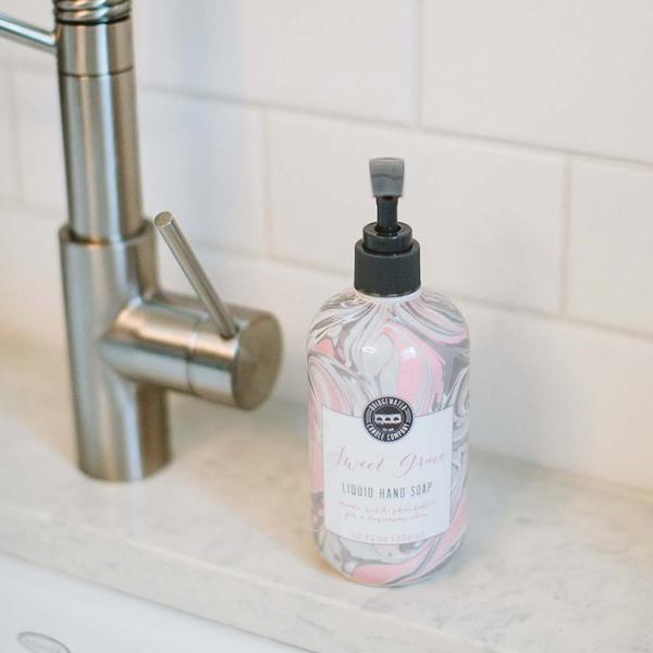 Sweet Grace Liquid Soap-Bridgewater-Bridgewater--The Twisted Chandelier