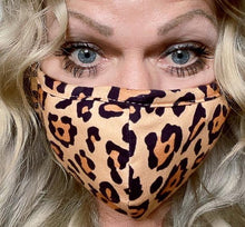 Load image into Gallery viewer, NEW‼️ Protective Face Mask - LEOPARD