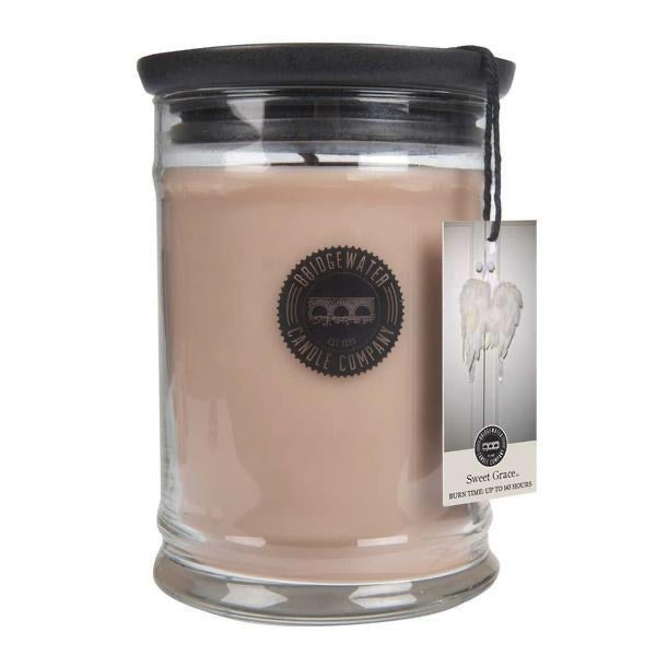 Sweet Grace Large 18oz Jar (PICK UP ONLY)-Bridgewater-Bridgewater--The Twisted Chandelier