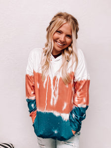 Kail Tye Dye Pullover-The Twisted Chandelier--The Twisted Chandelier