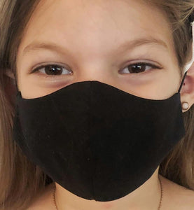 NEW‼️ KIDS Protective Face Mask - BLACK
