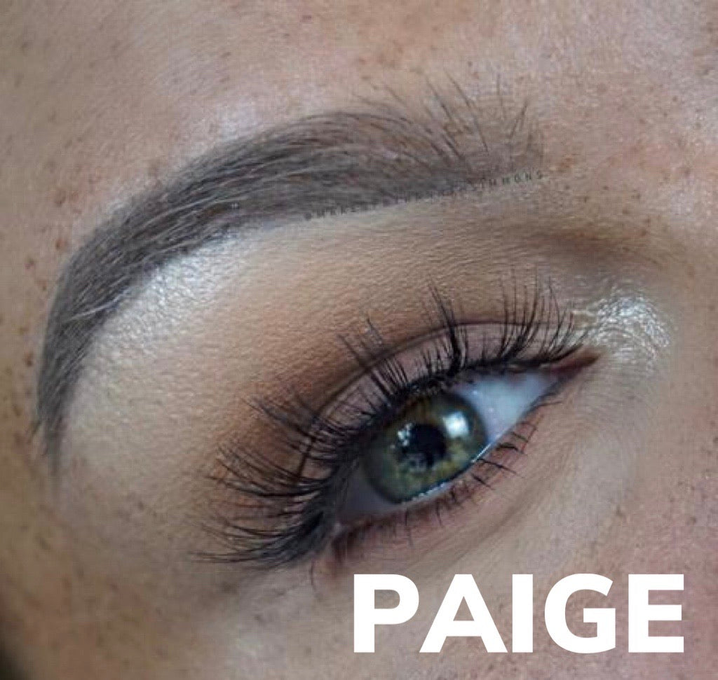 Paige-Reign Lashes-Reign--The Twisted Chandelier