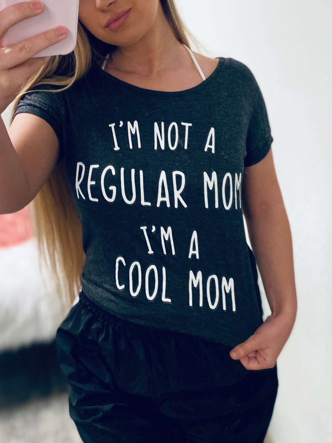 Cool Mom Tee-The Twisted Chandelier--The Twisted Chandelier