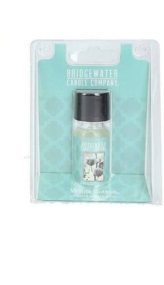 White Cotton Home Fragrance Oil-Bridgewater-Bridgewater--The Twisted Chandelier