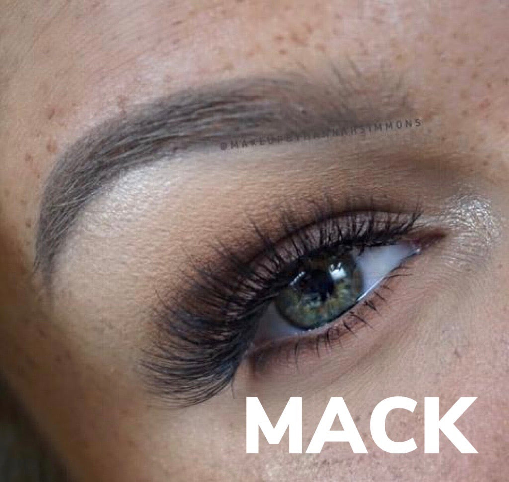 Mack-Reign Lashes-Reign--The Twisted Chandelier