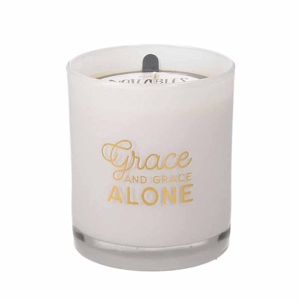 Sweet Grace Candle - Grace and Grace Alone (PICK UP ONLY)-The Twisted Chandelier--The Twisted Chandelier