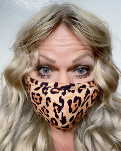 NEW‼️ Protective Face Mask - LEOPARD