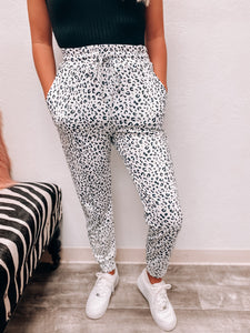 Addi Cheetah Joggers-The Twisted Chandelier--The Twisted Chandelier
