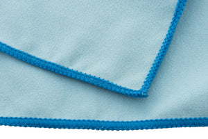 Microfiber Glass Cleaning Towels (2 pack)