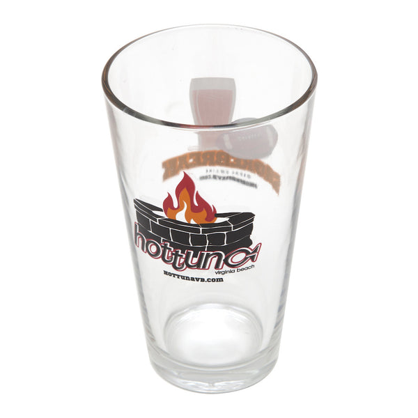 Hot Tuna Pint Glass