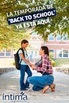 TEMPORADA DE 'BACK TO SCHOOL'