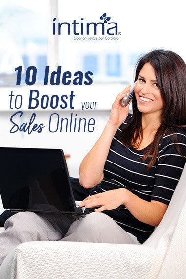10 Ideas to Boost your sales Online