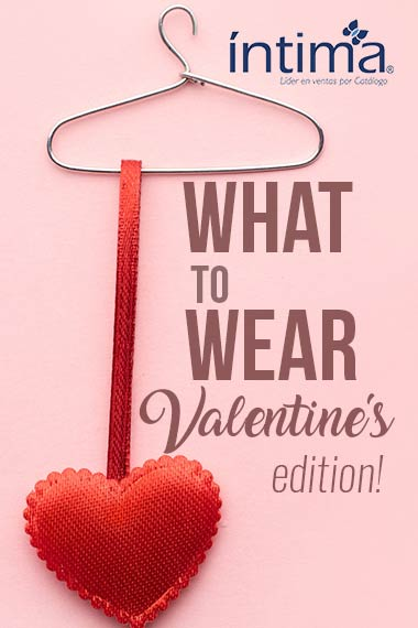 What to wear valentines edition!