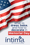 Dress, bake, and decorate in Memorial Day