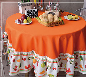 Tablecloths, Curtains, kitchen and Dining