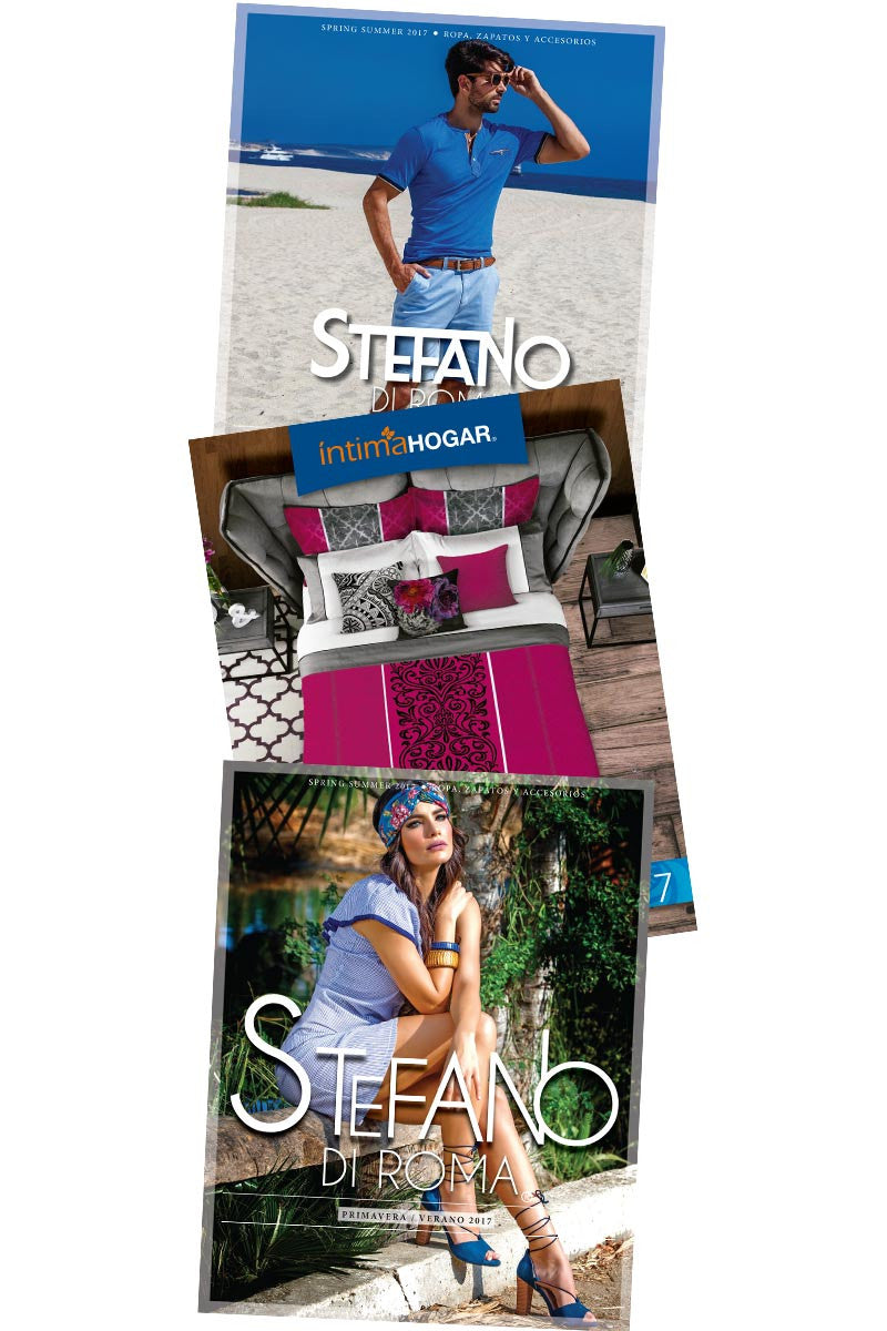 Intima and Stefano Di Roma Catalogs