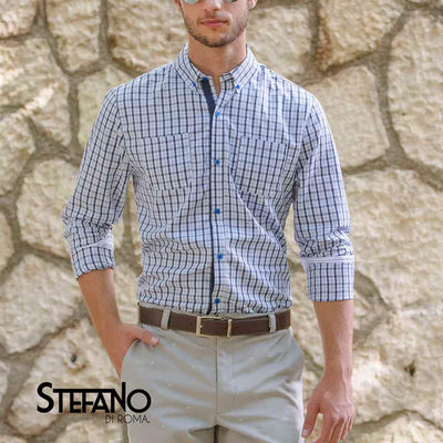 Camisa Multicolor Domenico