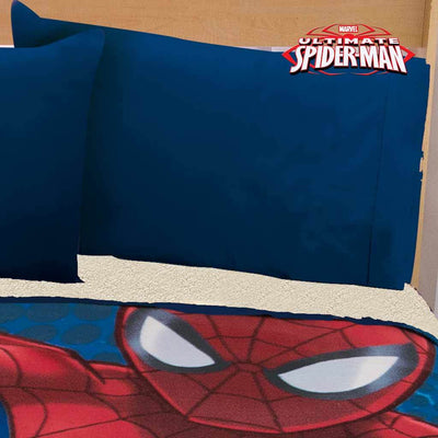 Cobertor Spiderman Heroe borrega