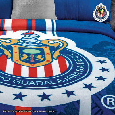 Cobertor fleece Chivas