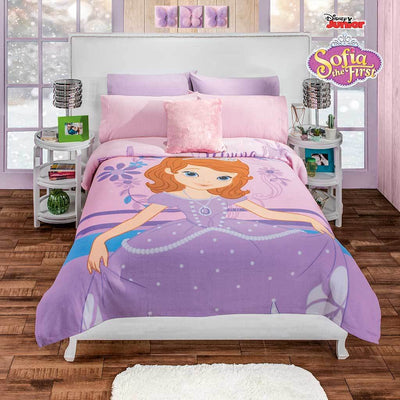Disney Princesita Sofia Cobertor Fleece