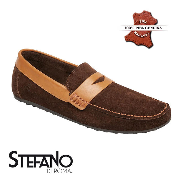 Foto De Mocasin Para Hombre En Color Chocolate Brown