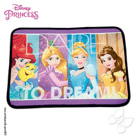 Imagen de Disney Princesas Dream tapete En Color Multicolor