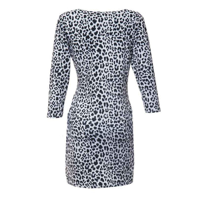 Vestido Anabel Animal Print