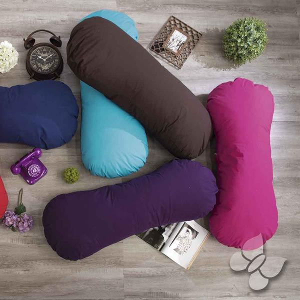 imagen de body pillow color violeta