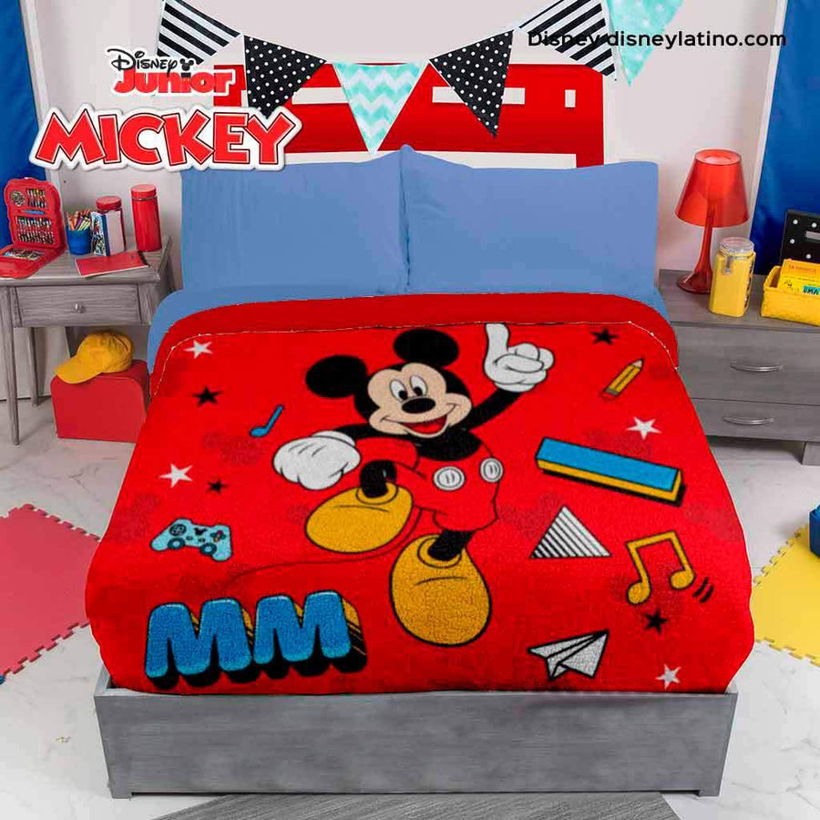 Disney Junior Mickey Mouse Cobertor Fleece