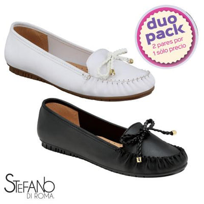 Duo Pack Mocasin Simone