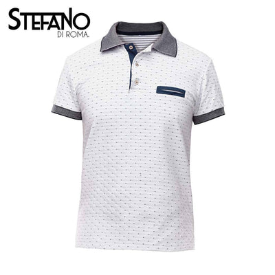 Polo Blanco Efrain