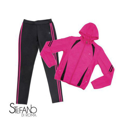 Pants Magenta Liliane