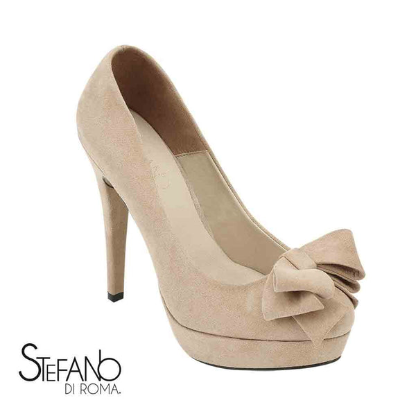 Foto De  Zapatillas Para Dama En Color Beige