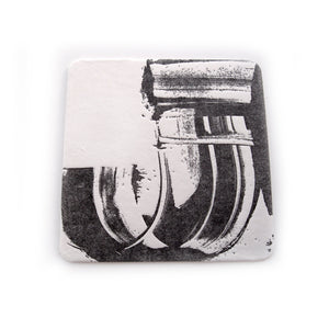 j lettres coasters