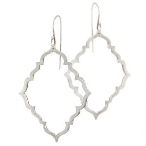 portail dangle earrings