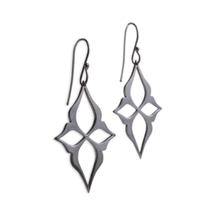 arabesque star earrings