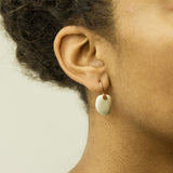 square totem earrings