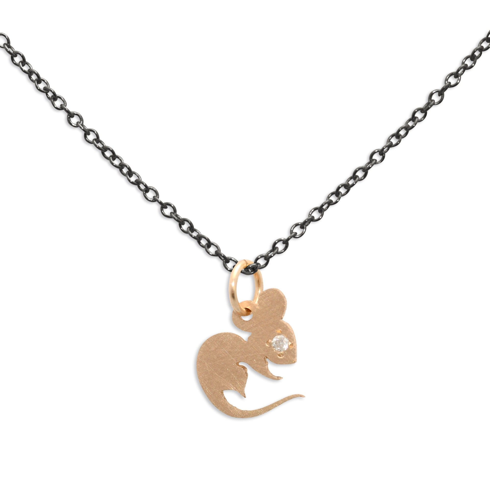 CH02 Year Of The Ox Bull Chinese Zodiac Animal Birthday Charm Pendant Genuine 925 Sterling Silver or Genuine 750 18k or 375 9k Yellow Gold