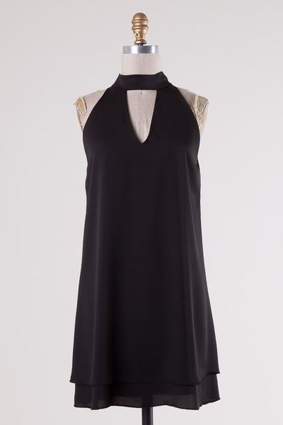 Kenzie Dress - Black