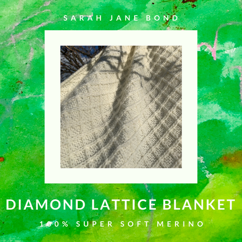 Diamond Lattice Blanket