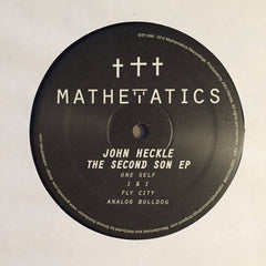John Heckle - The Second Son EP / Mathematics - MATH061