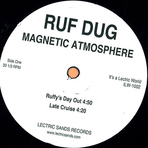 RüF Dug ‎– Magnetic Atmosphere / It's A Lectric World - ILW1002