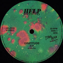 Central, Ask Your Hands ‎- Gratitude / Help Recordings - HELP006
