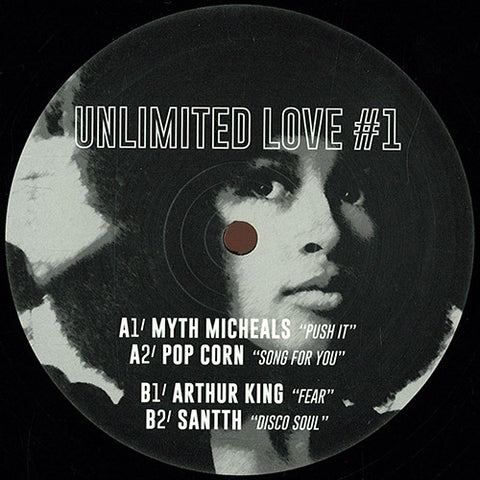 Various Artists - Unlimited Love #1 / Unlimited Love - UNLTD1