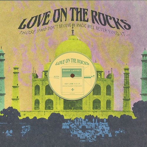 Sharif Laffrey ‎- Key Jam Acid / Love On The Rocks ‎- LOTR008