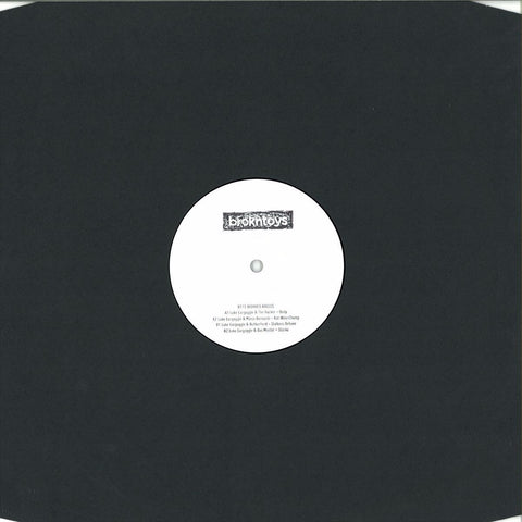 Various ‎- Blurred Angles / Brokntoys - BT13