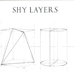 Shy Layers ‎- Shy Layers / Growing Bin Records ‎- GBR007